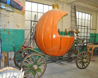 Cinderella Pumpkin Coach