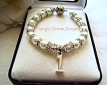 Baby's 1st Birthday Keepsake Bracelet - Customize it for free