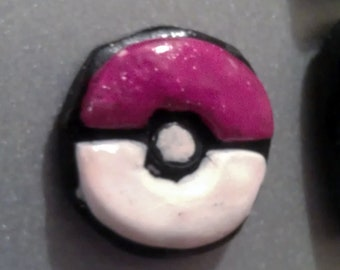 Pokeball logo Magnet