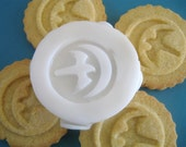 HOUSE ARRYN inspired COOKIE Stamp recipe and instructions - make your own Game of Thrones inspired Cookies