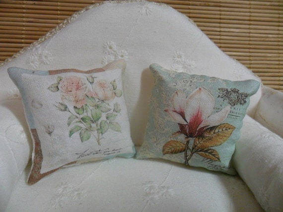 Couple of cushions
