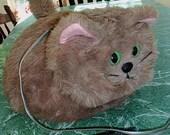 Petster Delux Robot Cat by Axlon - 1985 Vintage