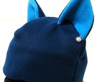 Wolf Ear Hat - MULTIPLE COLORS