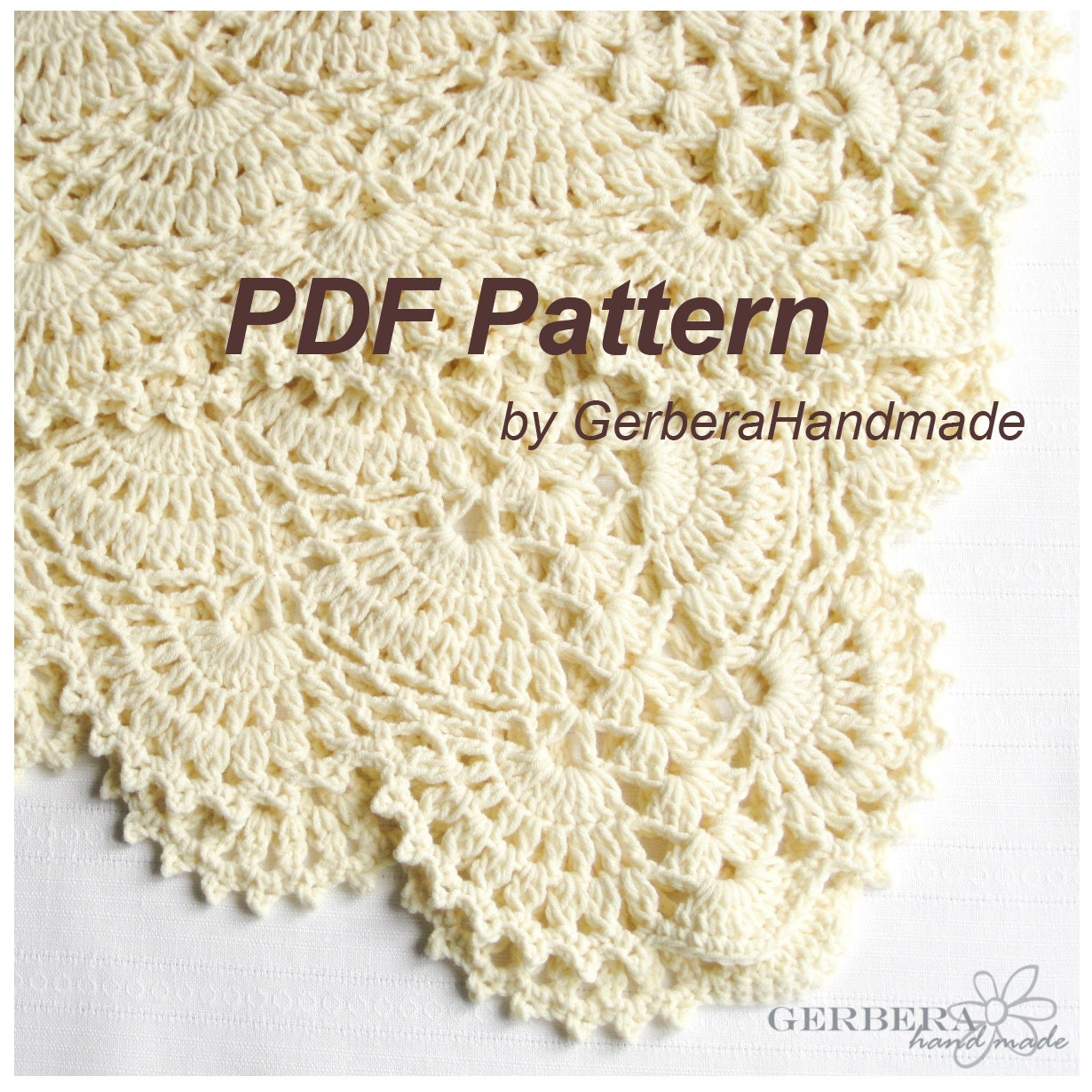 Crochet Patterns And Tutorials : Kitchen & Dining