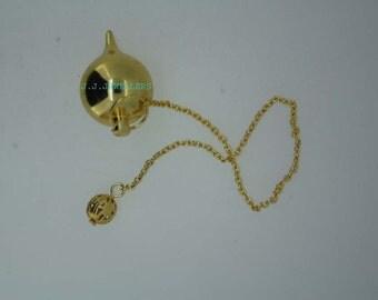 New Healing Brass pendulum With Brass Pagan ET A1/12