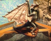 OOAK Magestic Wyvern for  your home