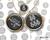 1 inch, 1.5 inch, 7/8 inch Images ALL MY SONS Printable Download for resin pendants bezel settings magnets bottle caps Jewelry Making Glass