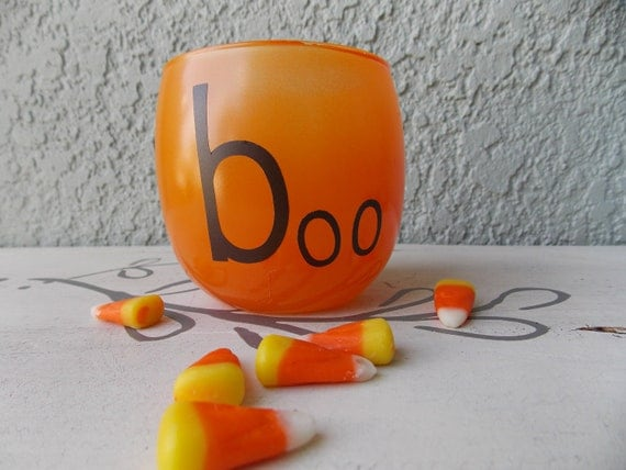 orange boo jar