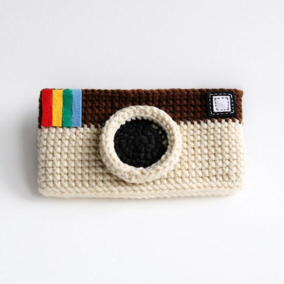 Instagram Sunglasses Case (Original Color)