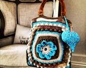 The Eva Crocheted HandBag