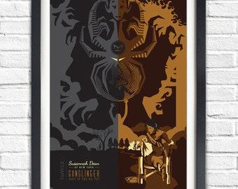 The Dark Tower - Susannah Dean - 19x13 Poster