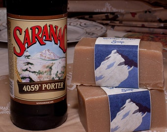 Winter Porter Soap