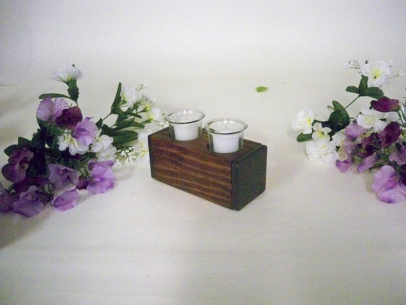 Candle Holder, Wood Candle Holder, Candle Center Piece, Votive  Candle Holder, Wedding Candle Holder,Wooden Candle Holder, Wedding Candles,