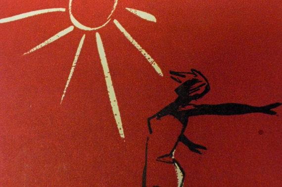 """Spiral Bound Notebook Tartuensis College """"In the sun"""""""