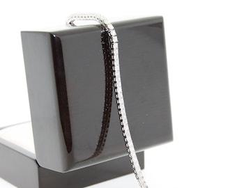 4.00ctw Diamond Tennis Bracelet White Gold