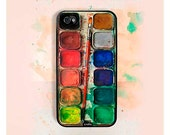 Watercolor Set IPHONE CASE | iPhone 6/6S | iPhone 6/6S Plus | iPhone 5/5S | iPhone 5C | iPhone 4/4S case