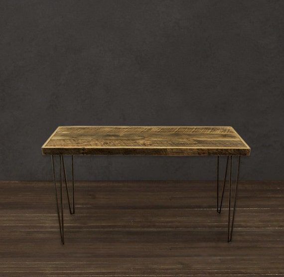 Reclaimed Wood Console Table By Atlaswoodco On Etsy