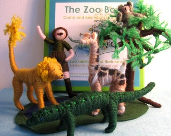 The Zoo Box Doll Set