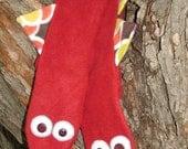 Now What, Monster Socks- Medium