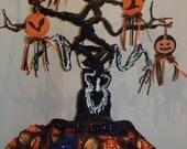Halloween Lollipop Decorations