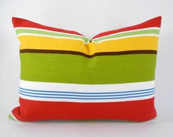 CLEARANCE SALE Lumbar Pillow Decorative Pillow Cover Pillows Home Decor Richloom Oudoor Garden