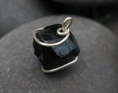 Black Tourmaline Pendant: Ward off negativity
