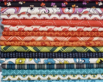 Denyse Schmidt Chicopee Collection One 26 Piece Fat Quarter Yard Bundle
