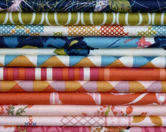 Bari J. for Art Gallery Fabrics Splendor 1920 Collection One 20 Piece fat Quarter Yard Bundle