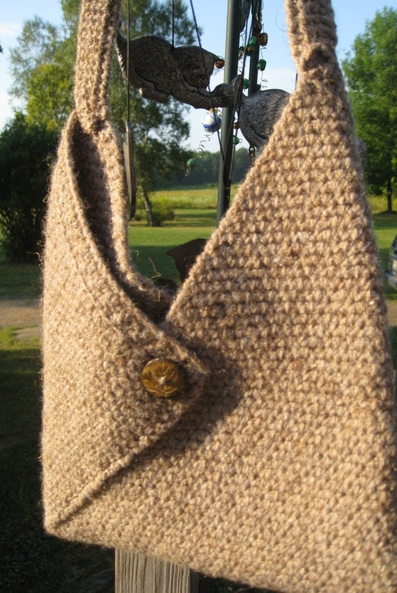 Items similar to Crochet Purse,