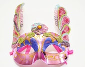 Multi-Color Halloween Costume/ Masquerade Party Mask