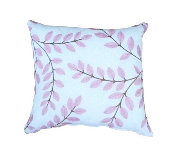 jane churchill rosa blatt stickerei auf wei er bettw sche. Black Bedroom Furniture Sets. Home Design Ideas