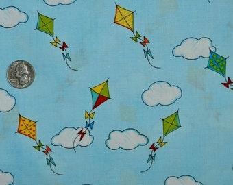 The Neighborhood Kites - Fabric By The Yard
