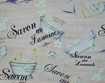 Savon - Fabric By The Yard