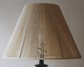 Woven Lamp Shade
