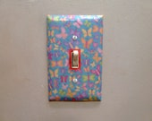 Children's Butterfly Light Switch Plate Outlet Lightswitch Fixture