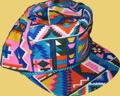 "Vintage Fresh Prince / Coachella / Real World Snapback Hat - Deadstock ""Coachella"" FREE US Shipping"