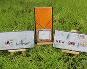 Travel / Lost Coasters - MIX & MATCH any Coaster Create Set of 4