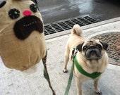 Poopy-Pug Bag Dispenser