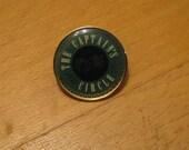 Vintage Cruising Cruise Captain's Circle Pin