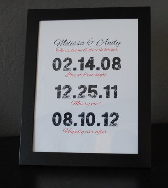 Ideas For Wedding Shower Gift For Second Marriage : Unavailable Listing on Etsy