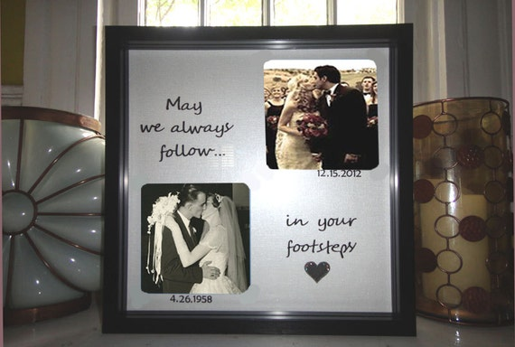Unique Parent Wedding Gift Ideas: Parents Anniversary Gift Wedding Gift For By