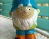 Handpainted Gnome