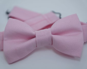 Bow Tie - Light Pink Bowtie