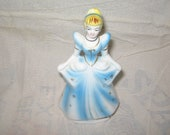 Wales 1960 Made In Japan Walt Disney's Cinderella Porcelain Figurine