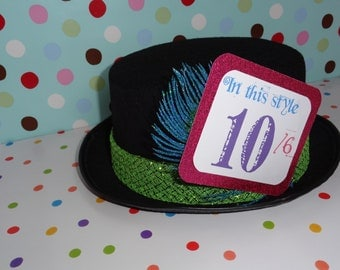 Madhatter photo prop
