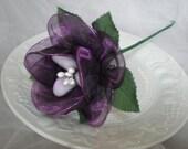 Veiled Narcissus Flower Wedding Favour, Wedding Receptions, Favours, Wedding Accessories, Almonds, Anniversaries, Decorations