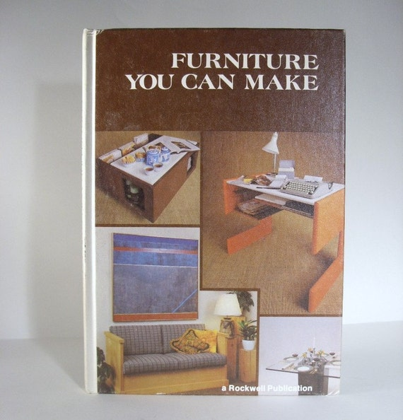 Items similar to vintage furniture book 70 39 s 80 39 s for Retro 80s furniture