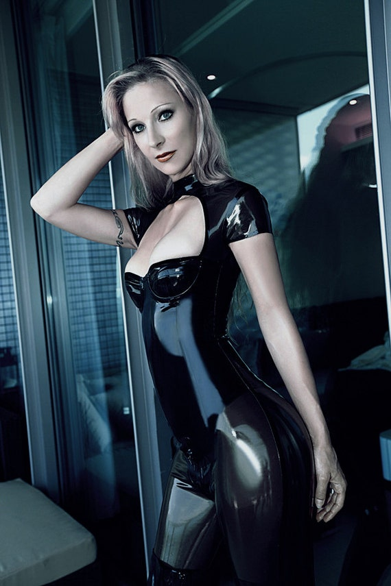Rubber Eva - Intoxicating Latex Beauty