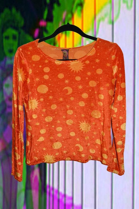 SPACE NINja Velvet Psych shirt