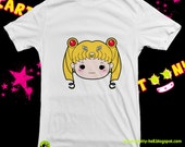 CARTooN by PH t-shirt (Sailor Moon, Lamu, Creamy Mami, Magical Emi)